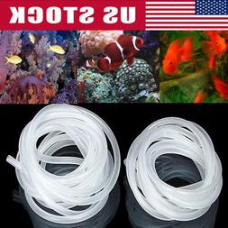 1-5m Oxygen Soft Pump Hose Air Bubble Aquarium Fish Tank Pum