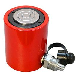 """10 Ton Hydraulic Lifting Cylinder 2""""  Stroke 100mm Closed He"""