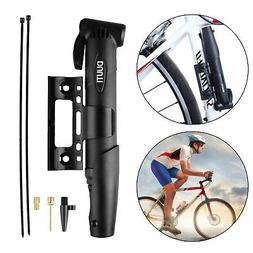 New Cycling Bicycle Mini Portable Hand Air Pump Tire Sports