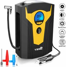 12V High Pressure Portable Electric Tire Inflator Car Air Pu