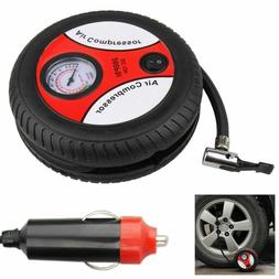 12V Portable Air Compressor Wheel 260psi Tyre Inflator Pump