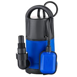 Homdox 1HP 3566 GPH Submersible Clean Water Pump Pool Pond F