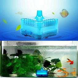 1PCS Aquarium Filter Fish Tank Air Pump Oxygen Aerator Incre