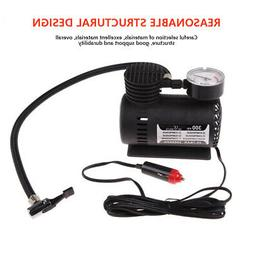 300 PSI Tire Inflator Car Air Pump Compressor Electric Porta