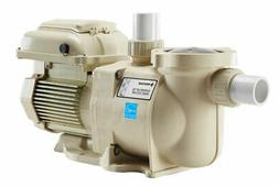 Pentair 342001 SuperFlo VS Variable Speed Pool Pump, 1 1/2 H