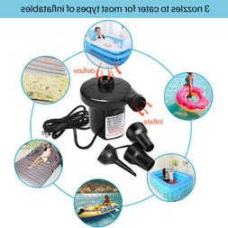3800Pa Electric Air Pump Inflator For Inflatable Toy Boat Ai