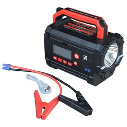 5 in 1 Portable Jump Starter, Power Pack, 99PSI Air Pump