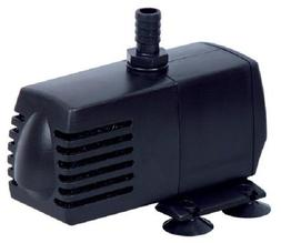EcoPlus 590 GPH  Submersible Water Pump w/ 15 ft Power Cord