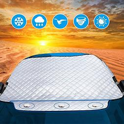 Car Sun Shade Car Front Window Sunshades, Blocks UV Rays Sun