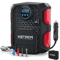 Digital Tire Inflator for Car W/Pressure Gauge - Portable Ai