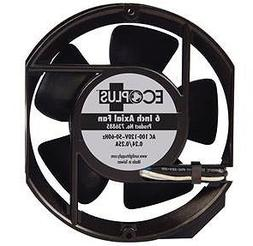 "Eco Plus 6"" Axial Aquarium Fan, 235 CFM"