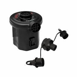Intex Quick-Fill Battery Air Pump , Max. Air Flow 13.4CFM