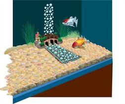 Underwater River with Air Pump Small