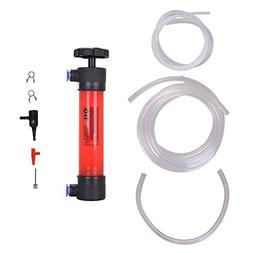 Yunt Siphon Hand Pump Portable Transfer Pump Extractor for G