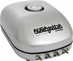 HydroFarm Active Aqua Air Pump 4 Outlets 6W 15 L/min AAPA15L