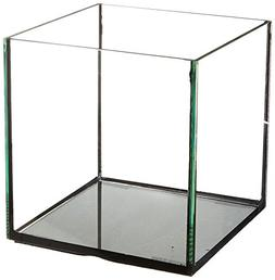 Deep Blue Professional ADB11441 Rimless Cube Aquarium Glass
