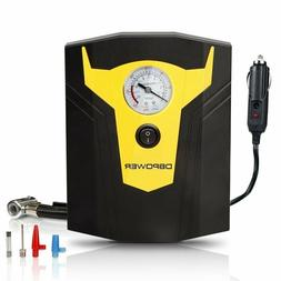 Air Compressor Electric Portable Tire Inflator 12V Car Charg