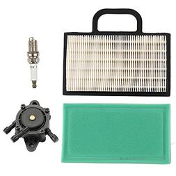 Harbot Air Filter Cartridge with Pre-cleaner Fuel Pump for H