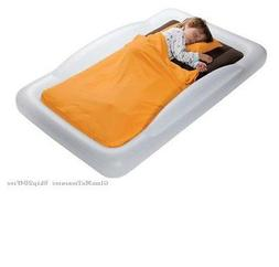 Air Mattress Bed Inflatable Shrunk Travel Toddler Child Slee