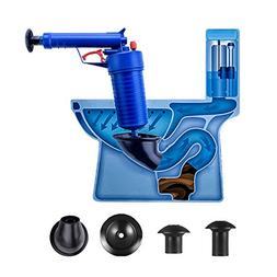 Air Power Drain Blaster gun, High Pressure Powerful Manual s