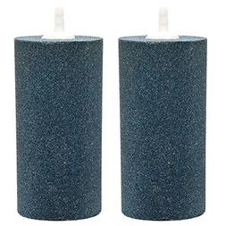 Pawfly 2 Pcs Large Air Stones Cylinder For Hydroponic System