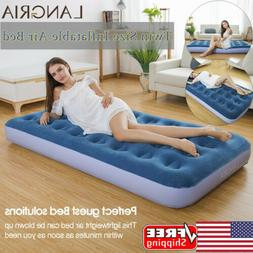 Airbed Electric Inflatable Mattress Air Bed With Built-In Ai