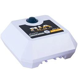 Uniclife Aquarium Air Pump 4 Outlet with Built-in Check Valv
