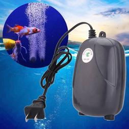 Fish Tank Aquarium Air Compressor Air Pump Oxygen Pump Aquar