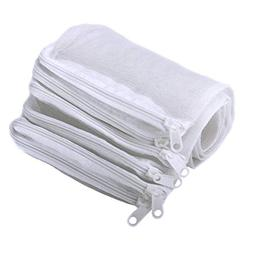 Aquarium Media Bags, 10 Pieces Segarty Nylon Aquarium Filter