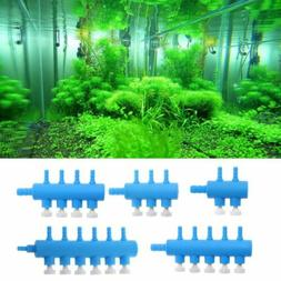 Aquarium Fish Tank Air Pump Plastic Garden Water Tube Volume