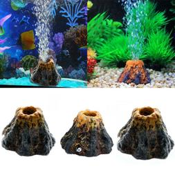 Aquarium Fish Tank Decor Oxygen Pump Air Bubble Stone Air Pu