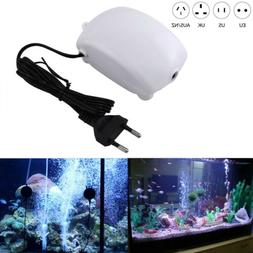 Air Bubble Disk Stone Aerator Hole Air Pump For Fish Tank Aq