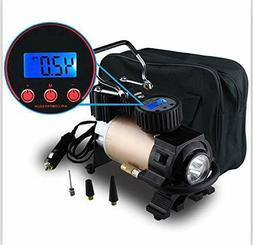 Auto Car Tire Inflator Air Pump Compressor Electric Portable