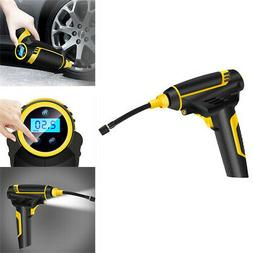 Electric Handheld Mini Inflator Portable Air Compressor Pump