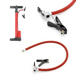 Bicycle Bike Tyre Tire Hand Air Pump Inflator Replacement Ho