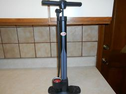 Bell Bicycle Standing Floor Hand Tire Air Pump - NEW