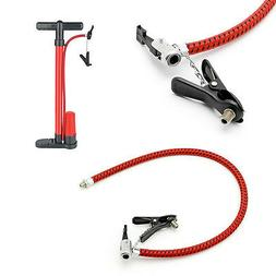 Bicycle Tyre Tire Hand Air Pump Inflator Bike Replacement Ho