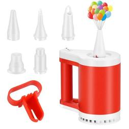 bp1 electric balloon inflatables air pump red