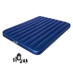 Sable Camping Air Mattress with Electric Air Pump, Upgraded