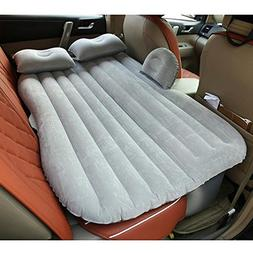 Nex Car Travel Inflatable Mattress with Pillow Car Mobile Cu
