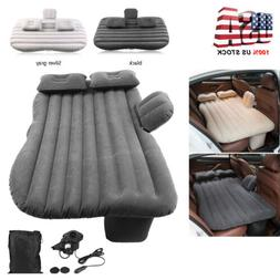 Car Travel Inflatable Air Bed Cushion Camping Universal SUV