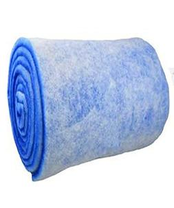 Dual Bonded Pad 15 Feet X 24 Inch - Cut to Fit Filter Pad fo