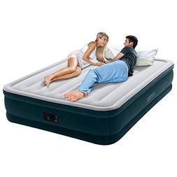 Intex Dura-Beam Series Elevated Comfort Airbed with Built-In