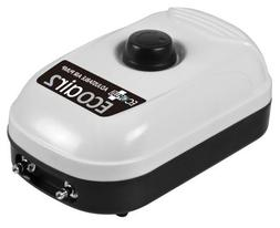 Sunlight Supply Eco Air 2 Adjustable Air Pump — 2 Outlets,