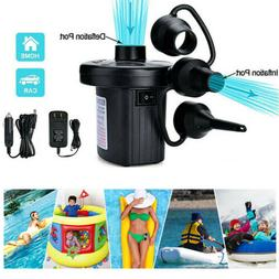 electric air pump for swim ring inflatable