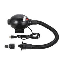 ANCHEER 800 W Electric Air Pump Quick-Fill Inflator with 2 N