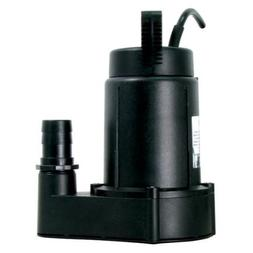 EcoPlus Bottom Draw Submersible Water Pump - 1500 GPH