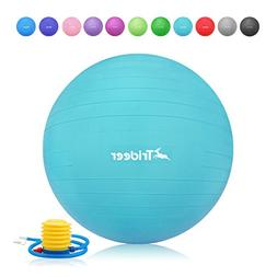 55-85cm Exercise Ball, Birthing Fitness Yoga Pilate Balancin