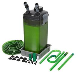 Best Choice Products External Fish Tank Pump Canister and Fi