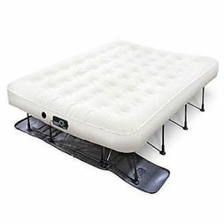 Ivation EZ-Bed  Air Mattress with Frame & Rolling Case,